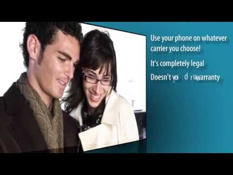 How to Unlock Kyocera Hydro Reach for any Carrier / AT&T T-Mobile Vodafone Orange Rogers Bell Etc.