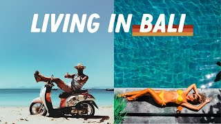 LIVING IN CANGGU BALI
