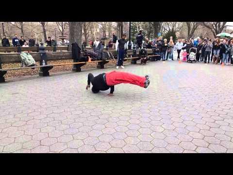 Central Park Breakdance