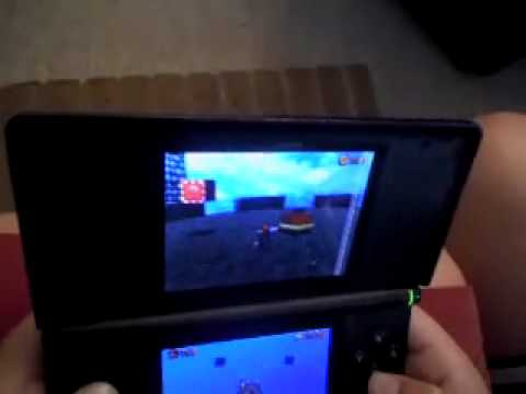 How to get flying power Super Mario 64 DS by GAMER KID