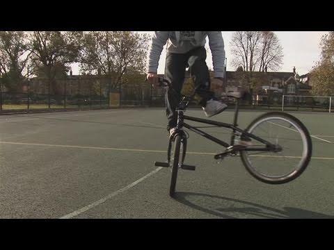 How To Do A Tailwhip On A BMX Bike