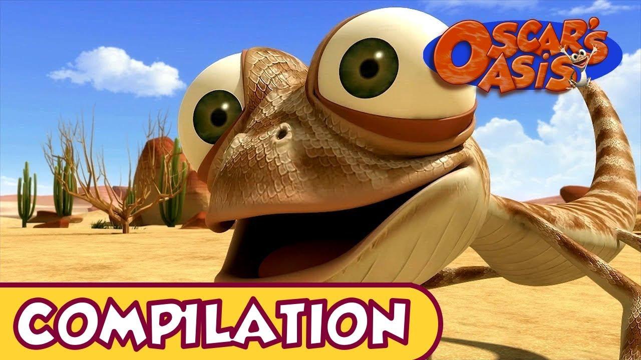 Oscar's Oasis - OCTOBER COMPILATION [ 20 MINUTES ]