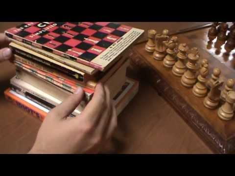 Cleaning out old Chess Books