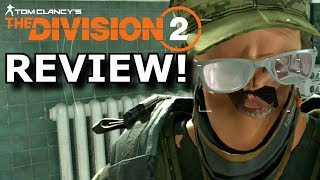 The Division 2 Review! GOOD, BAD, or BROKEN? (Ps4/Xbox One)