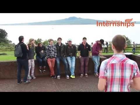 [New Zealand Internships] Auckland City Tour - Day trip
