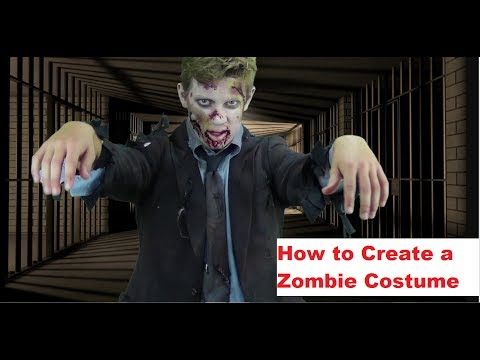 How to Create a Zombie Costume