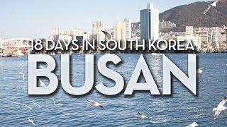 Download Korea Trip | Busan: Haeundae Beach, Jagalchi Market, and Sunrise Festival Video