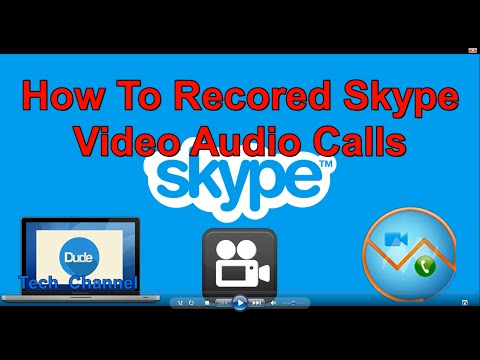 How To Record Skype Video/Audio Calls Using Evaer /2016
