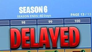 fortnite update delayed Videos - 9tube tv