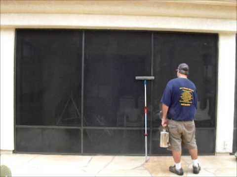 How To Clean Window Sceens