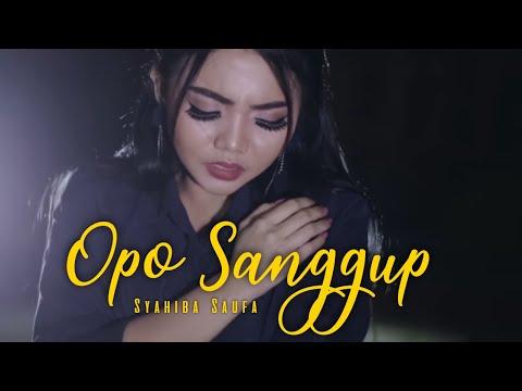 Syahiba Saufa Opo Sanggup