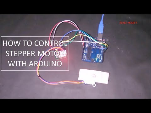 How To Control Stepper Motor With Arduino
