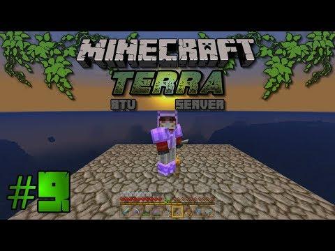 Let's Play Terra BTU Server - Ep9 - Minecraft Bedrock