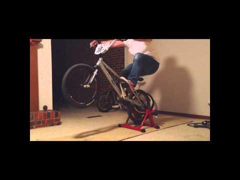 Indoor Manualling on BMX Bike - Day 3 Edit