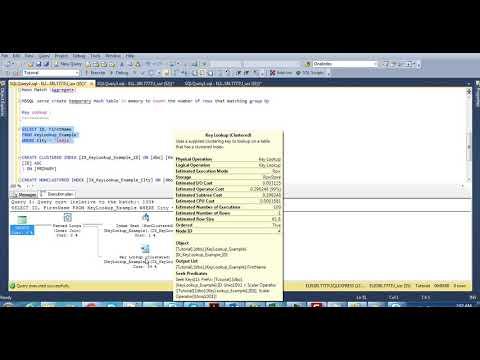 SQL Server Execution Plan Operators - Part4