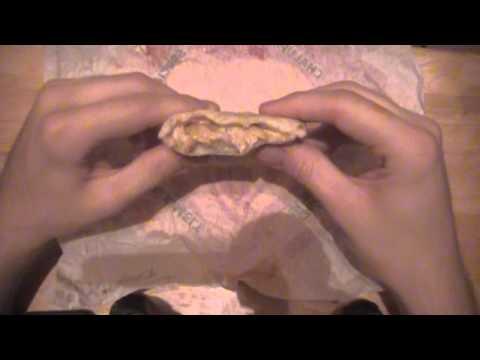 Taco Bell - BACON RANCH CHICKEN FLATBREAD SANDWICH