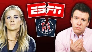 The RIDICULOUS Barstool VS ESPN Controversy, Banning Terry Richardson, and More...