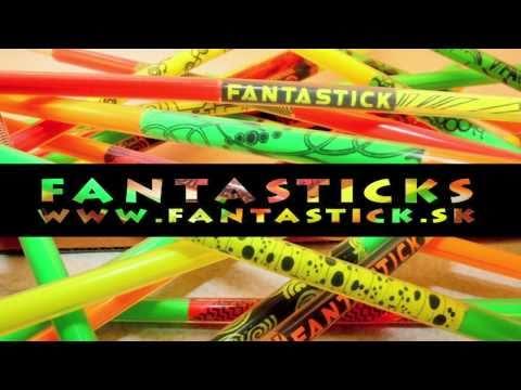 Fantasticks - making flower sticks