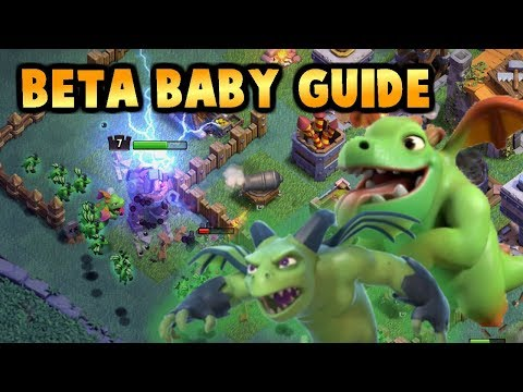 Beta Baby Attack Strategy | Beta Minion & Baby Dragons BH6 | Builder Base 6 Guide | Clash of Clans