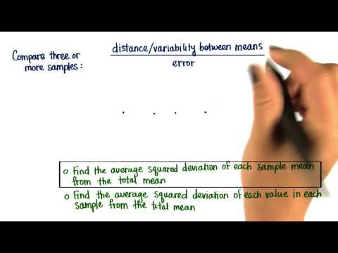 Extended t-Test Numerator - Intro to Inferential Statistics