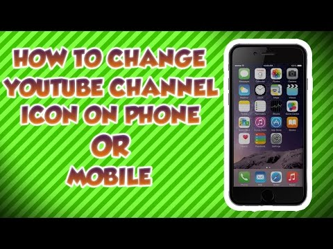 How To Change YouTube Profile Picture On Phone (AKA Mobile)
