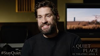 A Quiet Place (2018) - Director John Krasinski Interview - Paramount Pictures