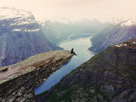 The Search For Trolltunga
