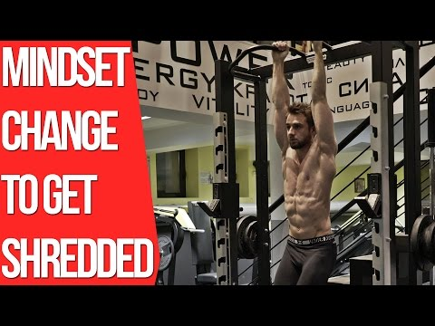 Eating To Get Shredded - The Mindset Change That Helped Me Get To 8% Body Fat