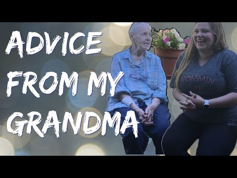 Advice From Grandma // How to cope with the lose of a child