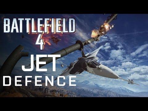 Battlefield 4 | Jet Defense | Battlefield Bootcamp