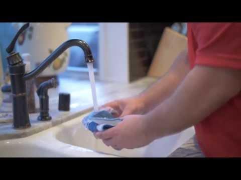 Microfiber Wet Mop Method - Microfiber Wholesale