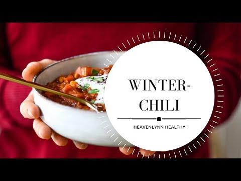 Blitz Winter Chili | Heavenlynn Healthy