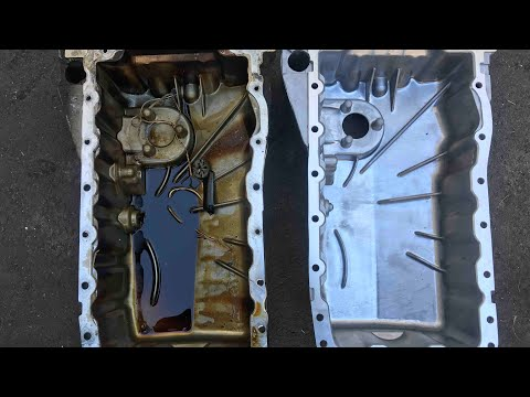 How To Remove And Replace VW/Audi 1.8T Oil Pan (STEP BY STEP)