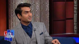 Kumail Nanjiani Talks About His First Time...