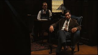 The Godfather - Best Scene - 1972 - When Michael Corleone Takes Command  - HD WITH ENGLISH SUBTITLES