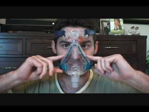 ResMed Quattro Full Face Mask Fit Fitting Tips Guide Free Advice