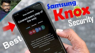 What is Samsung Knox Security and How it Works and Features 🔐