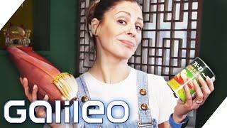 Austern, Bananenblüten & Chakalaka - Köstlichkeiten aus der Dose! | Galileo | ProSieben