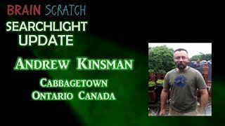 Andrew Kinsman Update 1/18/2018 on BrainScratch Searchlight