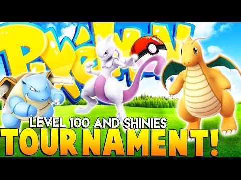 Minecraft PRIMETIME Pokemon Mod TOURNAMENT BATTLE - Pixelmon Mod
