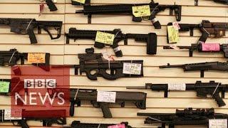 US gun laws: