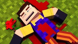 Hello Neighbor - I KILLED THE NEIGHBOR! (Hello Neighbor In Minecraft Roleplay)