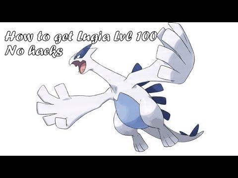 How to get Lugia no hacks!- Pokemon White
