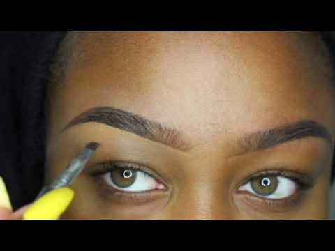 Brow Tutorial: How to Slay your Brows