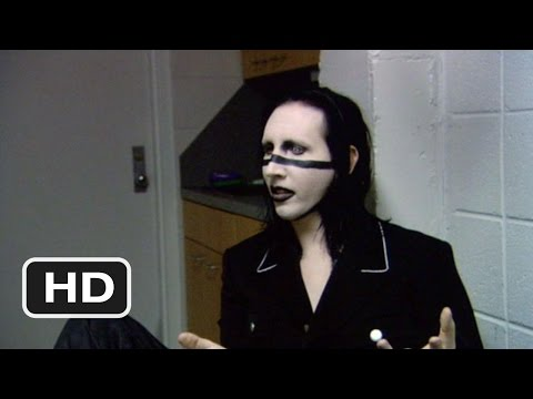 Bowling for Columbine (2002) - Marilyn Manson Talks About Fear Scene (7/11)   Movieclips