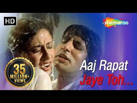 Xxx Mp4 Aaj Rapat Jaye Toh Amitabh Bachchan Smita Patil Namak Halal Romantic Song HD 3gp Sex