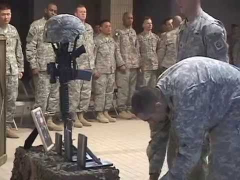 Task Force Falcon Surge in Baghdad 82nd Airborne Division