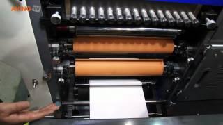 라벨인쇄기 전문기업
