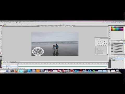 Resizing Images/Layers - Photoshop CS5 Beginners Tutorial