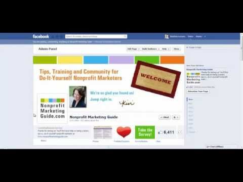Posting to Your Facebook Page as Yourself When You're an Admin 06-28-12